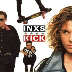 INXS - Kick Vinyl Record (Numbered Limited Edition)