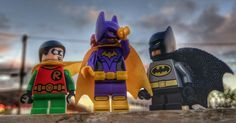 """The Dynamic Wannabes"" Lego Photography, Lego Batman, Various Artists, Give It To Me, Creative"