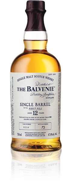 The Belvenie 12 Year Single Barrel - Must Try