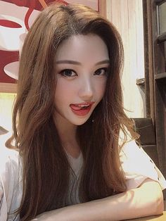 Ssovely Hot Japanese Girls, Cute Faces, Woman Face, Ulzzang Girl, Beautiful Models, Most Beautiful Women, Cute Asian Girls, Cute Girls, True Beauty