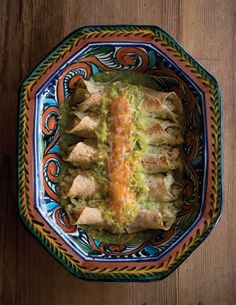 How one random enchilada recipe changed the course of the writer's life—and New Mexico's food-writing landscape. Green Chile Chicken Enchiladas