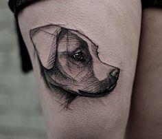 Las 15 mejores ideas para hacerte un tatuaje de tu perro