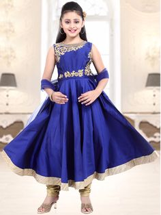 Buy 1 to 16 year Kids Salwar Kameez Online. Best Children salwar kameez collection for wedding, party, festival wear. Kids Party Wear Dresses, Baby Dresses, Girls Dresses, Ethnic Fashion, Indian Fashion, Kids Fashion, Indian Clothes, Indian Outfits, Indian Style
