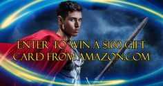 Enter for a Chance to Win a $100 Amazon Gift Card!
