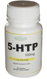 5-htp is a brain chemical that is a vital building block of the neurotransmitter Serotonin - our happiness chemical.