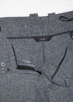Kupuj mé předměty na #vinted http://www.vinted.cz/damske-obleceni/siroke-kalhoty/13412943-ff-kalhoty-na-zkousky-ci-do-prace-elegantni
