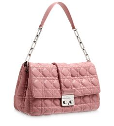 DIOR NEW LOCK - Borsa 'Dior New Lock' pink leather