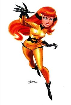 Crystal by Bruce Timm