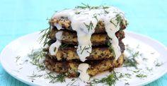 Recipe: Healthier Zucchini Fritters