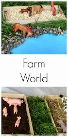 Simple Small Worlds: Farm World