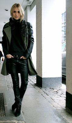 unefille-unstyle: look de pernille   www.stylescandinavia.com