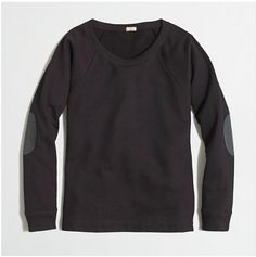Elbow Patch Sweater <3