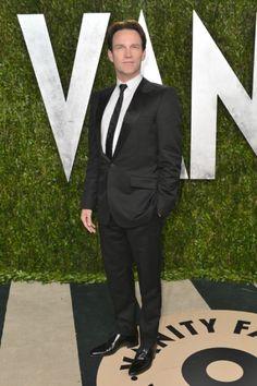 Steve at the Vanity Fair After Oscar Party