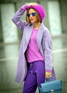 Beautiful Examples Of Tone On Tone Fashion Outfits (3)