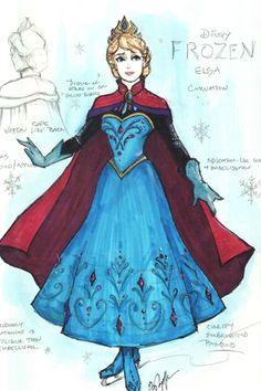 Disney On Ice Frozen, Frozen On Broadway, Frozen Musical, Elsa Frozen, Elsa Olaf, Anna Frozen Costume, Anna Costume, Ice Dresses, Cute Disney Wallpaper