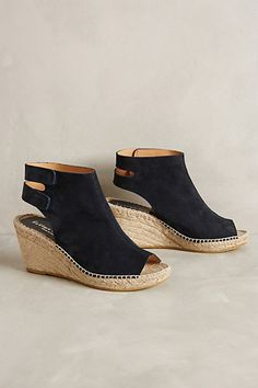 Bettye Muller Download Wedges #anthropologie