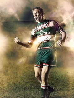 Leicester Tigers Team advertising - BY:  Simon Derviller Leicester Tigers, Tiger Team, Rugby Players, Shots, Photography, Advertising, Behance, England, Art