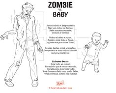 Bebês x Zumbis