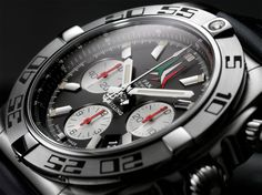 BREITLING CHRONOMAT 44 FRECCE TRICOLORI by Breitling in news on Presentwatch