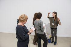 Sztuka Edukacji - konferencja Warsztaty dla nauczycieli w CSW / Workshops in museum