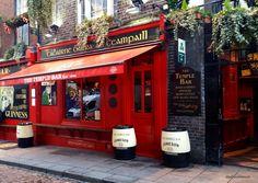 #Irland #Dublin  Temple Bar
