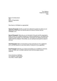 office manager cover letter cover letter samples pinterest