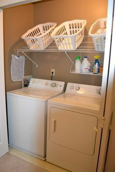 unfinished basement laundry room ideas - Google Search