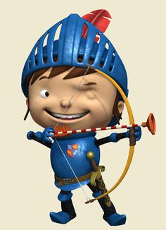 Mike the Knight - Be a Knight, do it right!