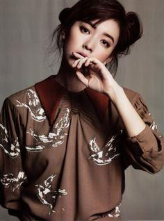 다모아카지노 BK8000.COM 다모아카지노Han Hyo Joo for Harper's Bazaar Korea