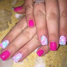 #scra2ch #CND #shellac #vinylux #manicure #nails #nailart #naildesign #nailpolish #polishedbyellen #polish #nailboss by polished_by_ellen