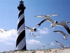 Cape Hatteras Lighthouse Nags Head, NC