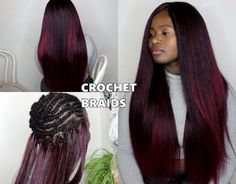 HOW TO DO NEAT CROCHET BRAIDS [Video] - http://community.blackhairinformation.com/video-gallery/weaves-and-wigs-videos/neat-crochet-braids-video/
