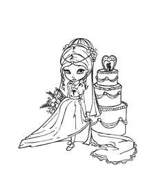 Bride-to-be by JadeDragonne
