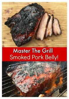 Take your Grill Skills to the next level with these two ways of smoking pork belly. The flavor profiles are insane and the possible variations are endless.