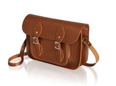 "The Classic | The Cambridge Satchel Company 11"" in Vintage  The perfect summer bag?"