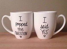 engaged mug marshalls - Google Search