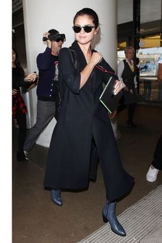 The pop star has unofficially eschewed laid-back Cali girl style. See all of her recent stand-outs.