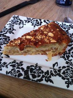 God mad og søde sager: Æble-marcipan tærte
