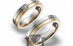 mdv 600 yellow and white Wedding Bands, Engagement Rings, Yellow, Jewelry, Wedding Ideas, Model, Style, Silver Anniversary, Jewels