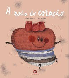 à Roda do Coração, illustrations by Cátia Vidinhas. Paleta de Letras. In stock: £12.50.