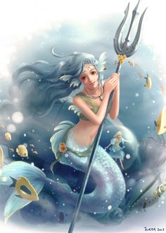 sereia,art,fantasia,girl
