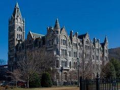Richmond Virginia's old city hall
