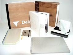 Tapas de madera, aluminio, cerámica...