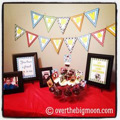 Toy Story Party Printables