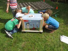 Uckis Steinzeit und die Kinder Sports, Little Boys, Crate, Hs Sports, Sport