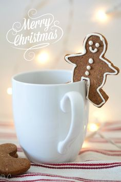 Nothing says Christmas like gingerbread men and gingerbread houses! Make yours grain free this season!