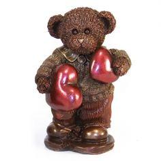 Niedźwiadek z kapturem z sercem