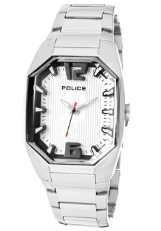 Police 12895LS-04M, This Police timepiece is uniquely known for it's classy and sporty look. It's accentuated design has made it one of the best sellers year after year.