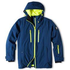 2e4487ae211e Chamonix Tanzac Snowboard Jacket Mens Sz Xxl Dark Blue