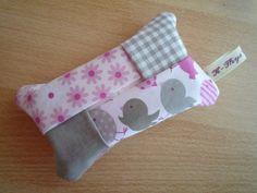 Etui en tissu pour mouchoirs en papier pliages japonais : Etuis, mini sacs par k-thys-creations